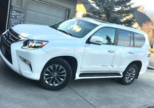 2014 Lexus GX-460 Ultra-premium package (executive package) with