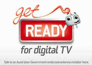 Antennas for HD Digital TV, 3G and 4G Internet, Satellite Dish Wangaratta Wangaratta Area Preview