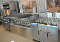 RESTAURANT , BAR , DELI , BAKERY , CAFE - EQUIPMENT