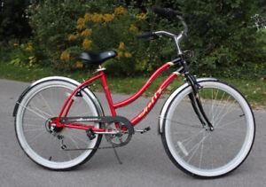 "Huffy Hermosa Beach Cruiser Bike 26"" GODERICH"
