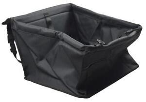 Pet Dog Car Seat Safe Belt Bag with Cushion Lookout Carrier 230216