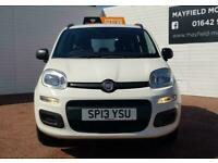 2013 Fiat Panda 1.2 Easy 5dr HATCHBACK Petrol Manual