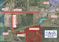 Prime Edson Area Land Auction Sale - 154.8 Acres