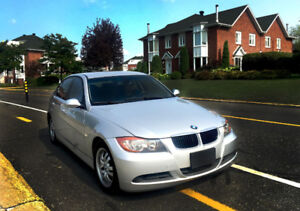 BMW 323i 2006  GREAT DEAL, EXCELLENT CONDITION AND LOW MILEAGE!!