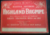Highland Bagpipe, Master method for