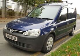2010 Vauxhall Combo - SXI wheels and Bumper with HID lights