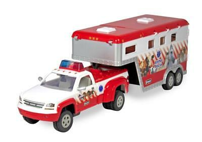 Breyer Stablemates Animal Rescue Truck and Trailer