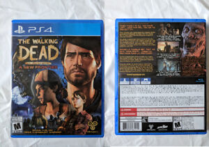 PS4 - The Walking Dead - Used