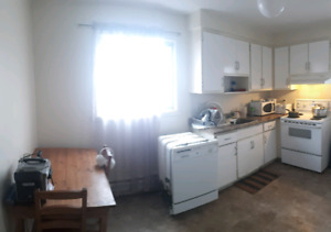 Renovated semi furnished 4 1/2 in the south shore.