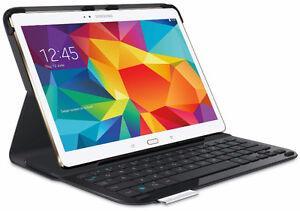 Logitech Keyboard protective case for galaxy tab s 10.5'' in box