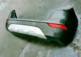 Vauxhall mokka x rear bumper complete grey 15-20