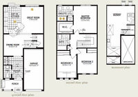 *BRAND NEW* - 3Bdr Open-Concept Townhouse - October 1st