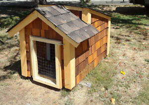 Dog House brand new made of wood