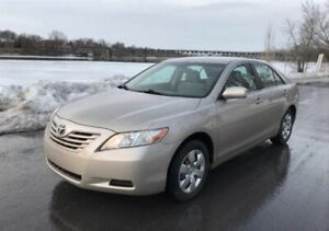 Very Clean CAMRY 2.4+No Accident+NORust+RemoteStarter +2SetTires
