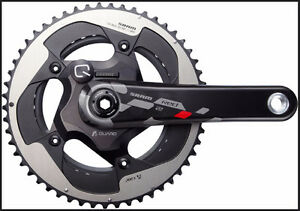 New! Sram Red 22 Quarq Power Meter GPX1625 Cornwall Ontario image 1