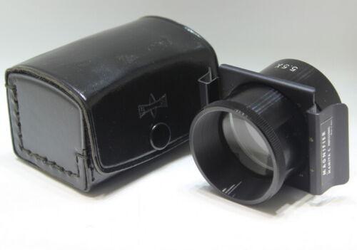 MAMIYA C / Professional Magnifier Lens / 5.5x