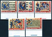 Vaticano 1972: Anno Del Libro Serie Completa Bordo Di Foglio (c) -  - ebay.it