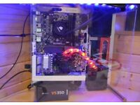 Thermaltake Liquid cooled Hackintosh - Running Mac OSX