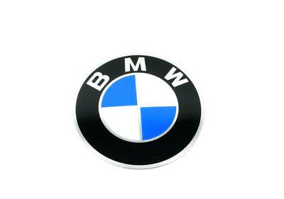BMW Genuine Wheel Center Cap Emblem Decal Badge Sticker 45mm 36131181082