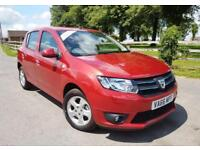 2016 66 Dacia Sandero 1.5dCi Diesel Manual Laureate with Air Con