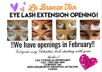 Mink Eyelash Extension $90 (Regular $110)