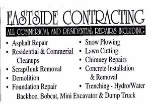 Eastside Contracting available for almost any job Belleville Belleville Area image 3