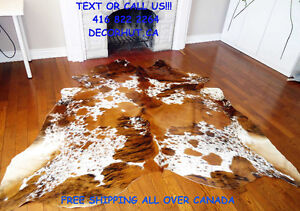 Cowhide Rug Hand Picked Brazilian Peterborough Peterborough Area image 5