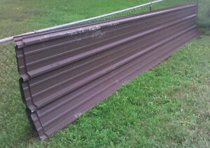 AWR 26 Gauge Industrial Steel Roofing sheets (New price)