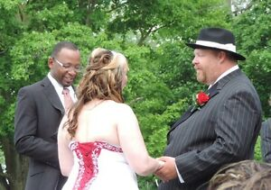 Light-hearted Wedding Officiant London Ontario image 1