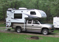 Truck Camper 2013 Palomino Maverick by Forest River