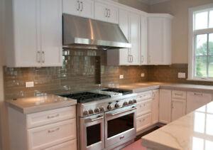 Hampton full wood kitchen - $500 OFF - $65 a month (OAC)