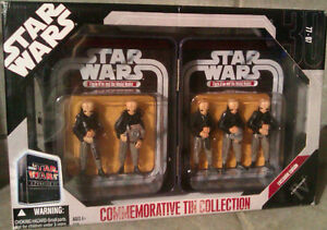 STAR WARS 2006 Commemorative Tin Collection The Modal Nodes NEW Prince George British Columbia image 2
