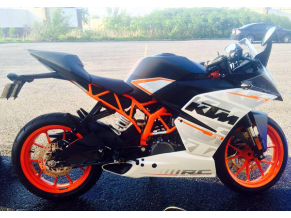 Used 2015 KTM Other