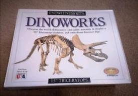 Dinoworks Kit - Triceratops