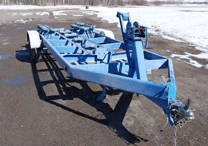 Boat trailer 2 axles for a 21'  boat