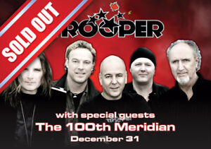WANTED TROOPER TICKETS NYE AT CASINO  - WILL PAY DBLE$$