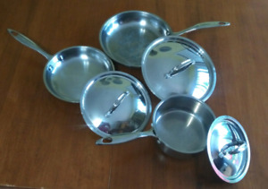 Cuisinart stainless steel cookware