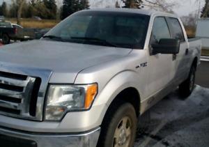 Value for money - 4X4-2010 Ford F-150 SuperCrew XLT Pickup Truck
