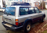 Awesome 4x4 Toyota - FJ80 Land Cruiser- Daily Driver- MVI