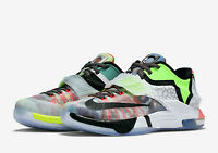 NIKE AIR WHAT THE KD7 KD 7 SHOES DS NEW SIZE 8.5 & 9 JORDAN