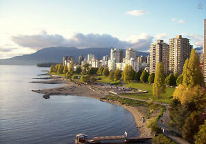 Big studio apartment West End (600 s.f.) Downtown-West End Greater Vancouver Area image 4