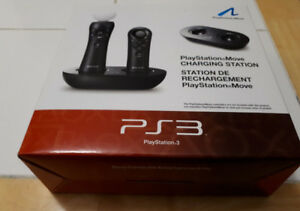 Playstation 3 Move Charging Station ( Brand New)