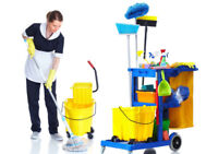 Seeking Part-Time Janitor or Cleaner