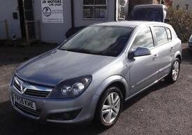 2010 (59) Vauxhall Astra 16v SXI Silver