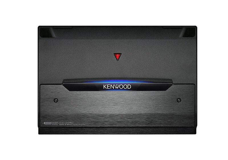 Kenwood KAC-9105D 1800-Watt Class D Mono Amplifier