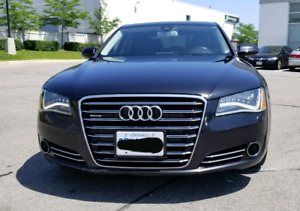 2013 Audi A8 FULLY LOADED *PERFECT CONDITION*WELL KEPT