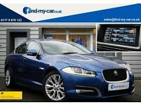 2012 12 Jaguar XF 2.2 TD Sport 190 Auto Fully Loaded | 2 Owners | FJSH