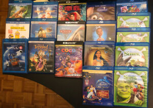 Disney/Animation Collection Blu-Ray