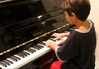 Piano, Drums and Guitar Lessons
