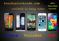 UNLOCK ALLMOST ALL CELL PHONE CARRIER